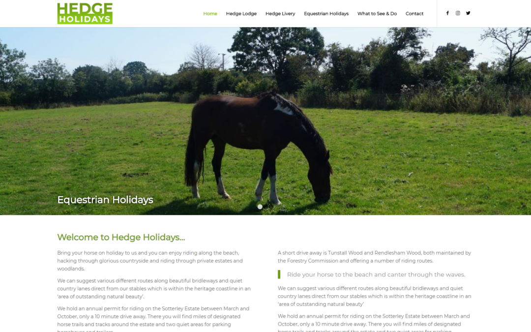 Belles and Beaus New Website